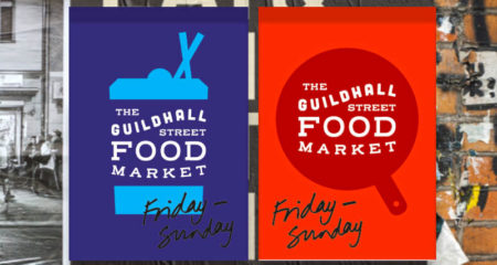 The Guildhall Street Food Market