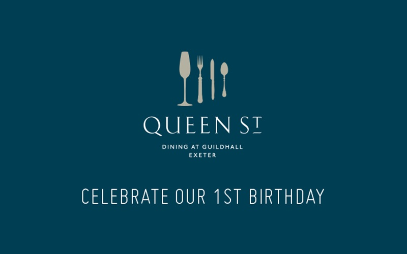 IT'S ALMOST OUR BIRTHDAY, COME AND CELEBRATE WITH US!