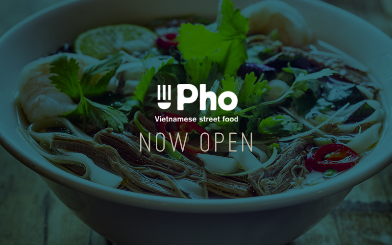 Pho Exeter – Now Open!