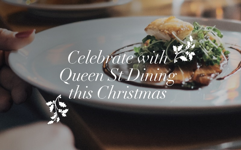 WIN A TABLE FOR TWO THIS CHRISTMAS