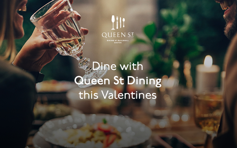 WIN A ROMANTIC MEAL FOR TWO