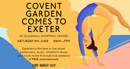 Covent Garden Comes To Exeter