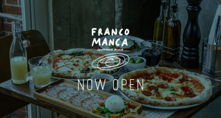 Franco Manca is open – celebrate with a competition!
