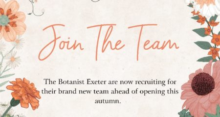 The Botanist are recruiting